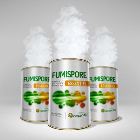 Productos Vertrauen: Fumispore fungicida y bactericida